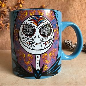 Nightmare Before Christmas Day of the Dead Mug